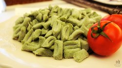 pasta fresca ligure.