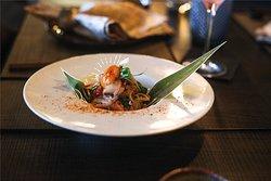 O Ceviche é uma das nossas famosas entradas e também está presente no menu para grupos de jantares de Natal! Já fez a sua reserva ? Temos um cantinho especial para vos receber 🤫😜