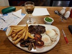 My Steak, again.