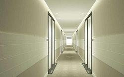 Corridor Joan Miro Hotel