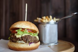 Our Signature Beef Burger is using Australian beef, freshly home made daily.