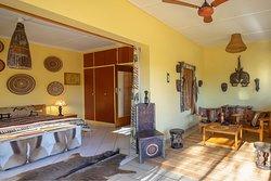 Luxury bungalow at Ohorongo Lodge