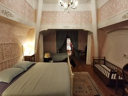 Chambre de la tour d'Alice