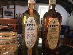 Speyside Distillery whiskies