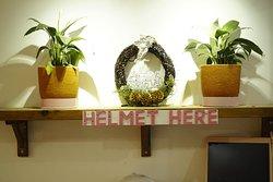 helmet zone