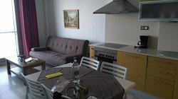 Royal Apartment Wohnküche