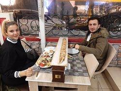 Osmanlı Etliekmek ve Kebap Salonu