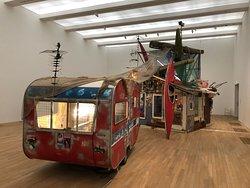 JC Contemporary  - installation