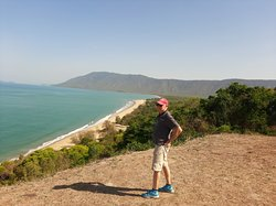 The Lookout between Port Douglas and Palm Cove looking south.