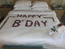 A Birthday surprise <3