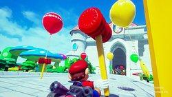 Mario Kart VR: In-game