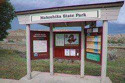 Makoshika State Park