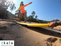 Okala surfschool. Private Surf Tours. Book now ! 🌎🌴💦🌞🇲🇽