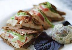 Mini Sandwiches: para los consentidos de la casa.