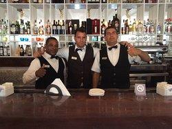 Bar Staff.