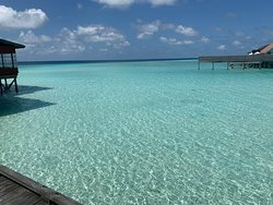 Clear water!
