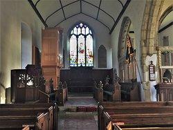 12.  St Nicholas Church, Pluckley