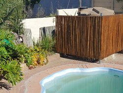 Pool and braai facilities