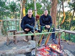 2 Day The Whimsical Chiang Mai Treehouse Bong Na Wang + Zipline + Rafting + Elephants.