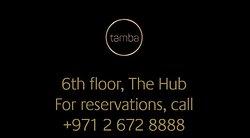 Contact us for reservations