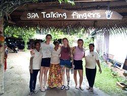 Talking Fingers