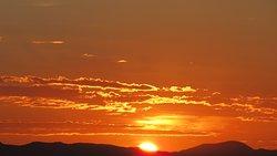 Sunrise at Etusis
