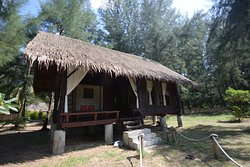 Ko Phra Tong - The Moken Eco Village. Bungalow Gloriosa.