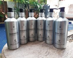 We are so happy to be able to offer our guests some of Kambio Nature natural products!