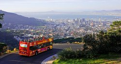 City Sightseeing Cape Town Hop-on Hop-off Bus tour 1 or 2 Day