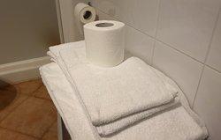 Ванная комната двухместного номера