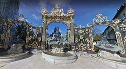 Nancy - place Stanislas - vue panoramique 1