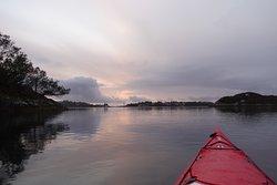 Fantastic Xmas Fjord Kayaking Tour 回憶無價的聖誕划船