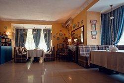 Интерьер ресторана Pallermo на Алиханова