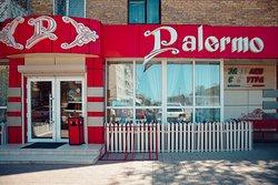 Фасад семейного ресторана Pallermo