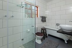 Example (Sunbird) of cottage interior - main bathroom