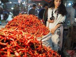 Kawran Bazar (Dhaka Photography Tour)