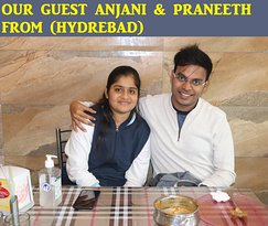 OUR GUEST FROM (HYDERABAD)