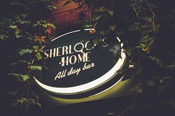 Sherlock's Home Bar