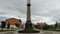 Обелиск в честь основания города Стерлитамака, Стерлитамак.