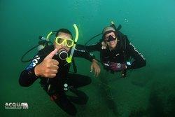 Melhor curso de mergulho do estado