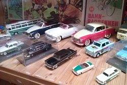 Spielzeug-Modellautos DDR, CSSR, SU
