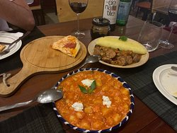 Lovely, authentic Italian meal in Siem Reap