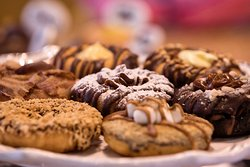 Our donuts are made exactly how you want! Feel free to explore our menu or create your very own! Photo: Justin Huard
