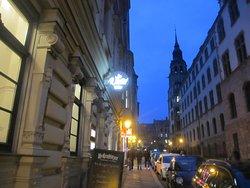 Исторический ресторан  на Ратушной улице