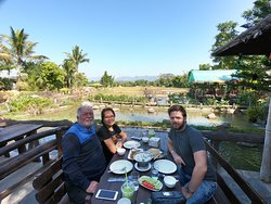 restaurant in Chiang Dao