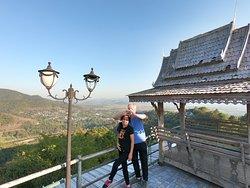 Wat Tha Ton viewpoint