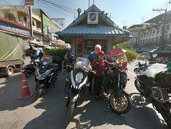Thai/Burmese border