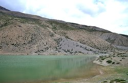 Dhankar Lake..
