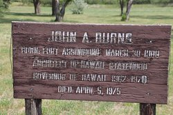 John A Burns