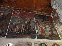 I migliori affreschi profani che abbia mai visto!